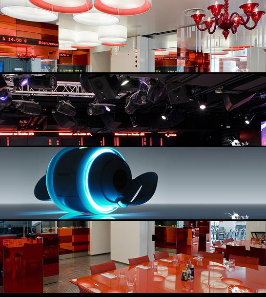 paris - concept store studio sfr - place madeleine