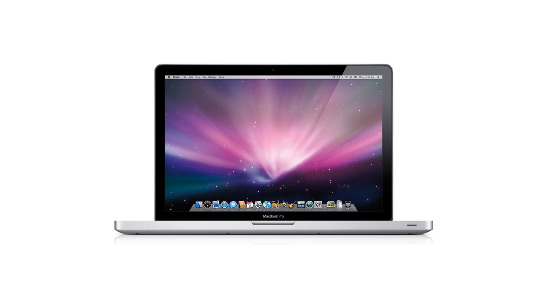 nouveau macbook pro 13 15 17 wddc 2009 apple